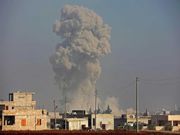 المعارضة السورية: مقتل 8 مسعفين في قصف جوي روسي بإدلب