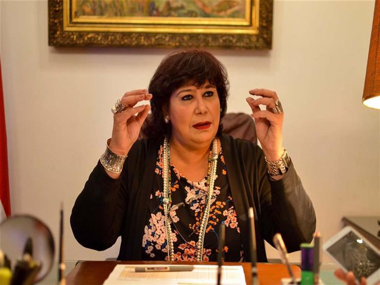 وزيرة الثقافة تنعى المايسترو إبراهيم الراديو