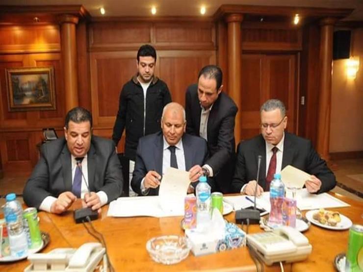 بروتوكول تعاون بين محافظة الوادي الجديد ومؤسسة دار التحرير