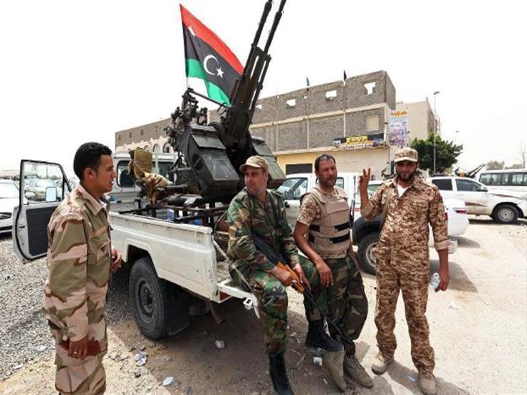 الجيش الليبي: اعتقال 13 مسلحا بينهم مرتزقة تركيا في طرابلس