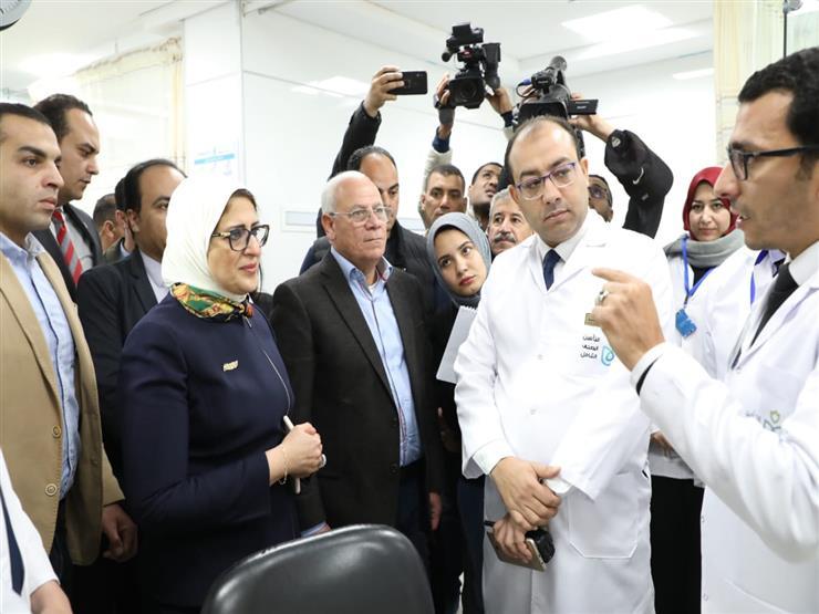 الصحة: إجراء 17 ألف عملية جراحية بمستشفيات التأمين الشامل ببورسعيد