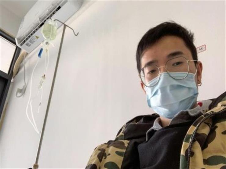 شُفي من الفيروس.. معاناة شاب صيني أصيب بكورونا