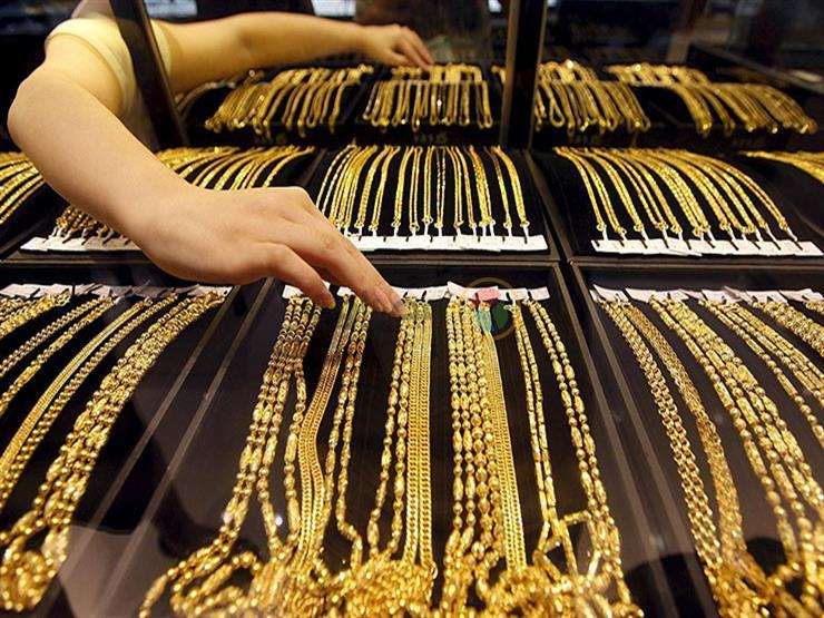 أسعار الذهب تهوي في مصر وتخسر 40 جنيها في أسبوع