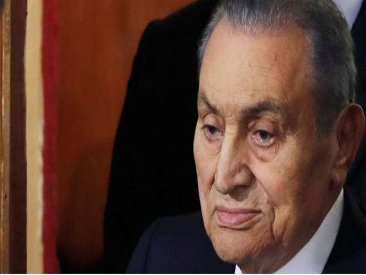 وفاة الرئيس الأسبق حسني مبارك