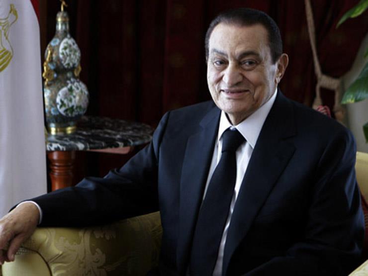 رئاسة الجمهورية تنعى حسني مبارك