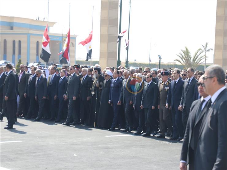 زكريا عزمي: الجنازة العسكرية رد اعتبار لمبارك.. والتاريخ سينصفه