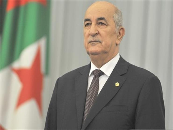 الرئيس الجزائري يجري مباحثات مع ولي العهد السعودي في الرياض