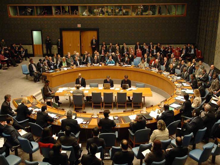يساورنا قلق عميق .. نص رسالة السودان إلى مجلس الأمن بشأن سد   مصراوى