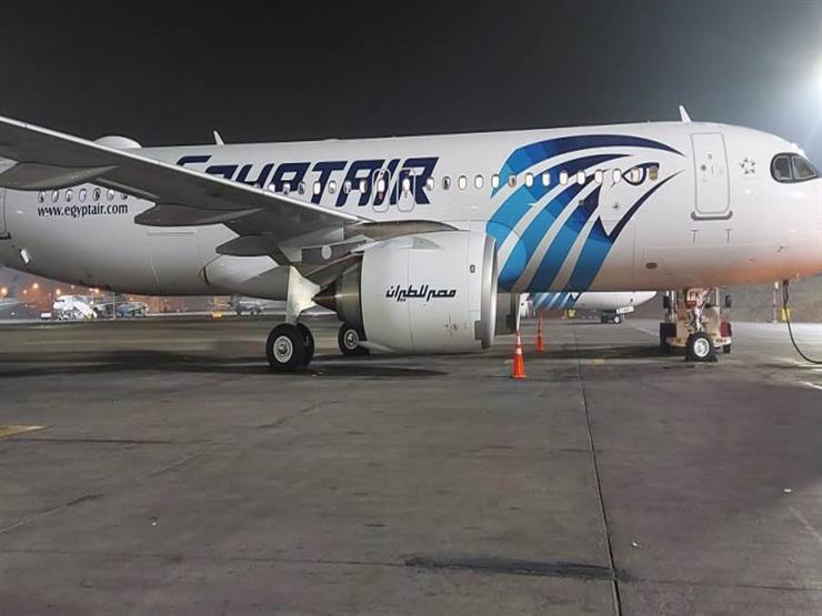 مطار القاهرة يستقبل 615 مصريًا من العالقين بالإمارات