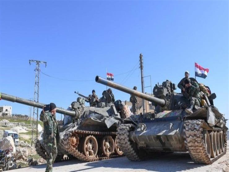 الجيش السوري يلحق خسائر بإرهابيين هاجموا نقطة عسكرية غرب حماة