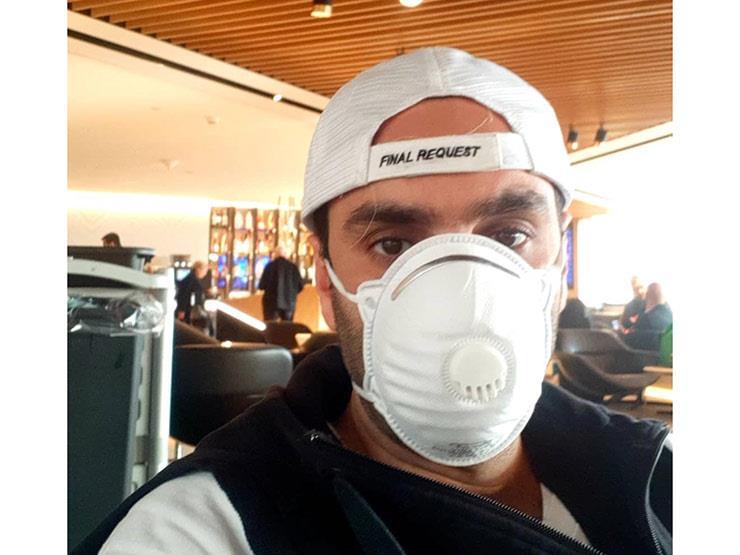 """الشامي منتقدا مطار القاهرة: """"ليه واخدين الموضوع باستسهال"""""""