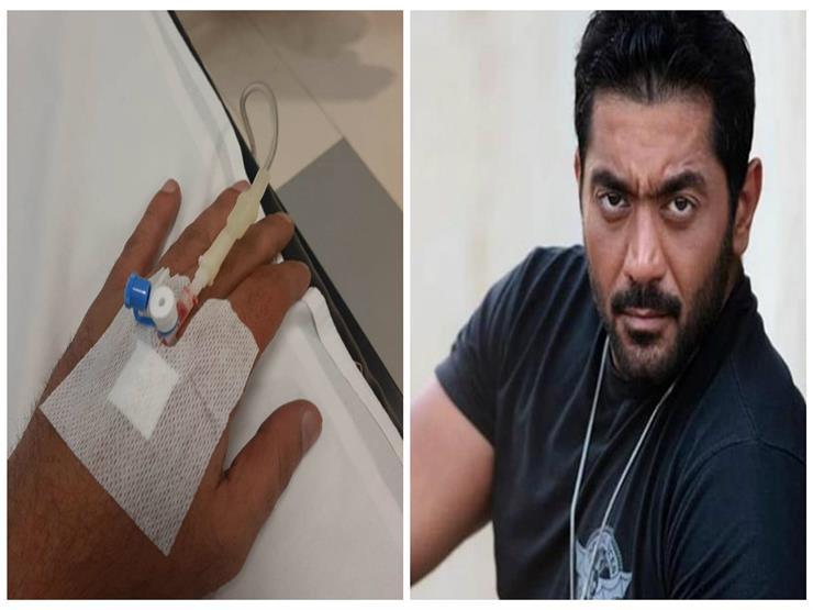 بعد دخوله المستشفى.. أحمد فلوكس يكشف عن السبب