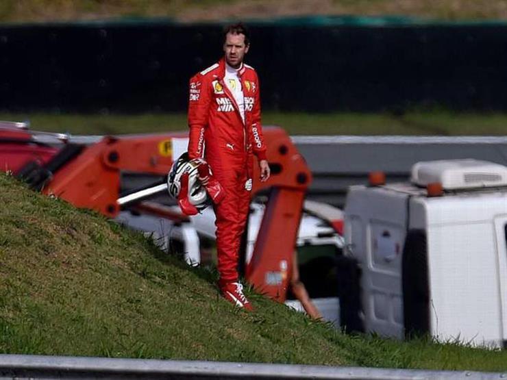 فيتيل سائق فيراري يكشف عن موقفه من اعتزال سباقات فورمولا-1