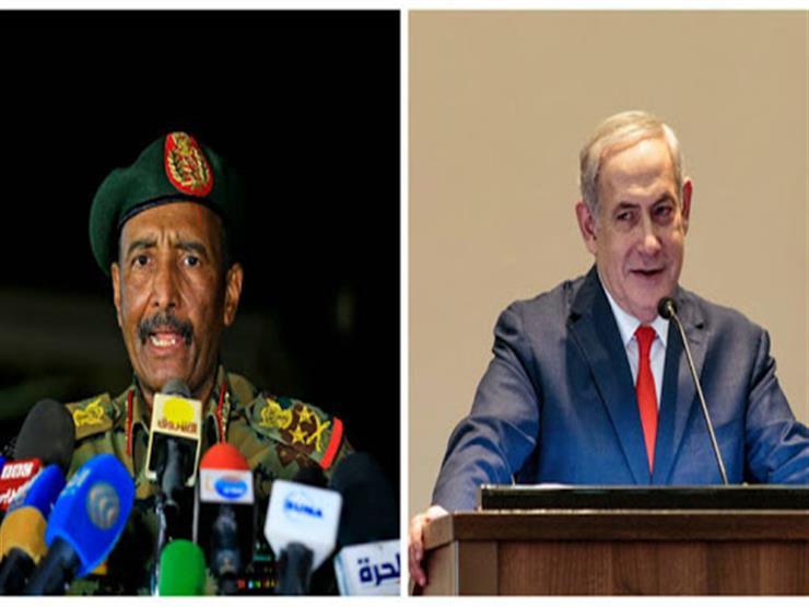 أول تعليق من الحكومة السودانية على لقاء البرهان ونتنياهو