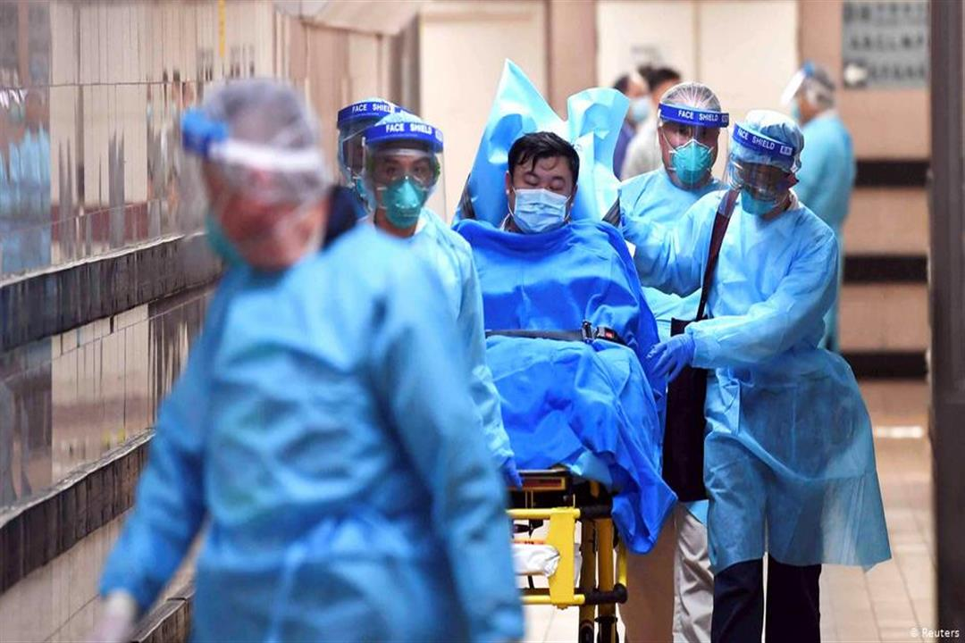 للمرة الأولى 254 حالة وفاة و15 ألف إصابة بكورونا في يوم واحد