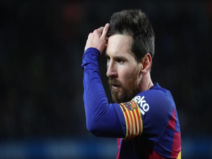 """""""يرى مستقبله خارج برشلونة"""".. ميسي يخبر كومان برغبته في الرحيل"""
