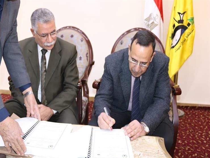 اعتماد نتيجة الشهادة الإعدادية في شمال سيناء بنسبة نجاح 80.9٪