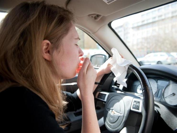 احذر قيادة السيارة عند الإصابة بالإنفلونزا!