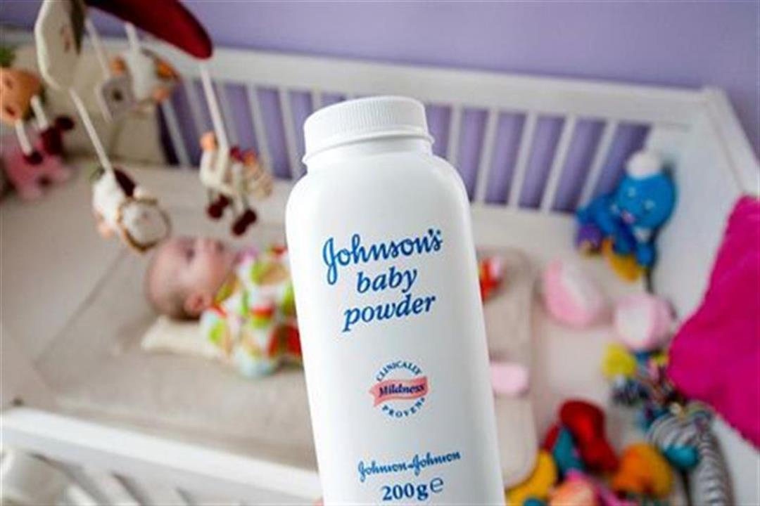 """""""جونسون"""" توقف بيع بودرة الأطفال في أمريكا وكندا"""