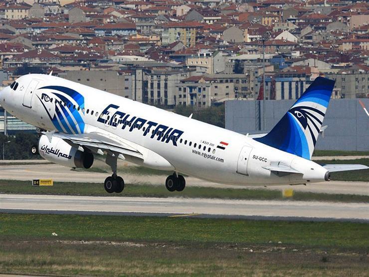 مصر للطيران تسير رحلتين لنقل 400 مصري من العالقين بالكويت ولندن