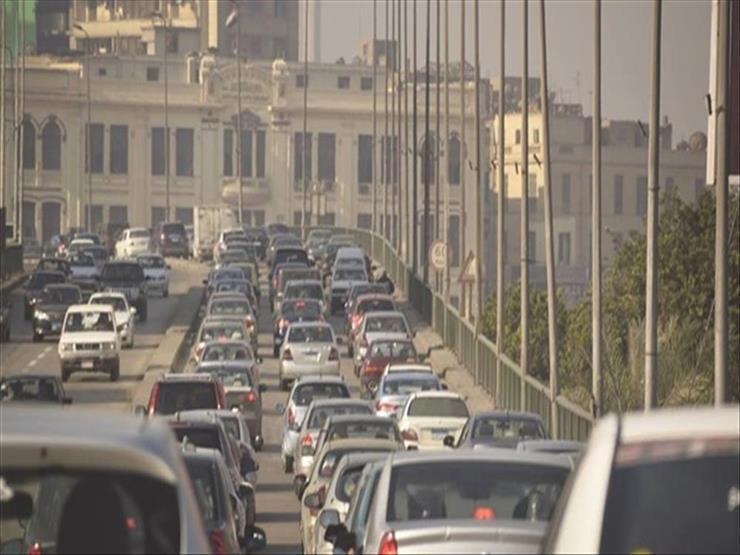 خريطة الكثافات والطرق البديلة بمحاور القاهرة والجيزة