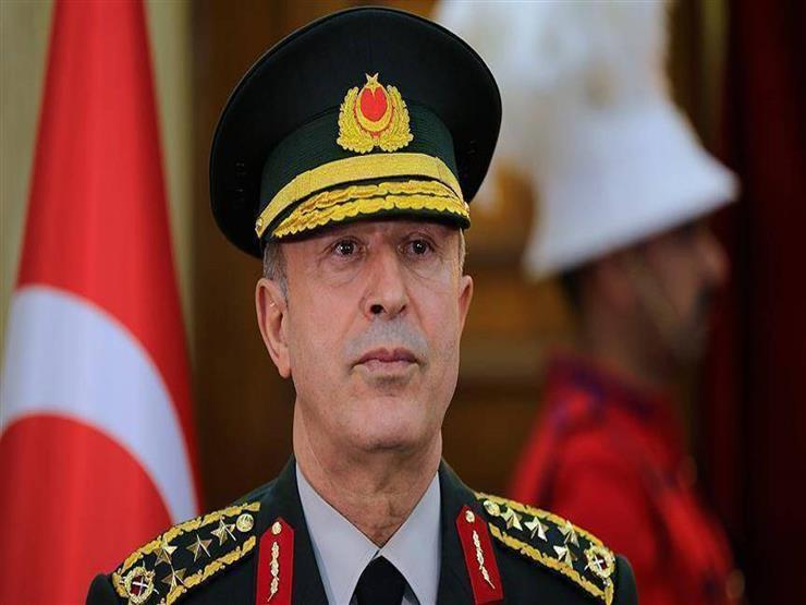 """من ليبيا.. وزير دفاع تركيا يتحدى المجتمع الدولي ويتحدث عن """"السيادة والبقاء للأبد"""""""