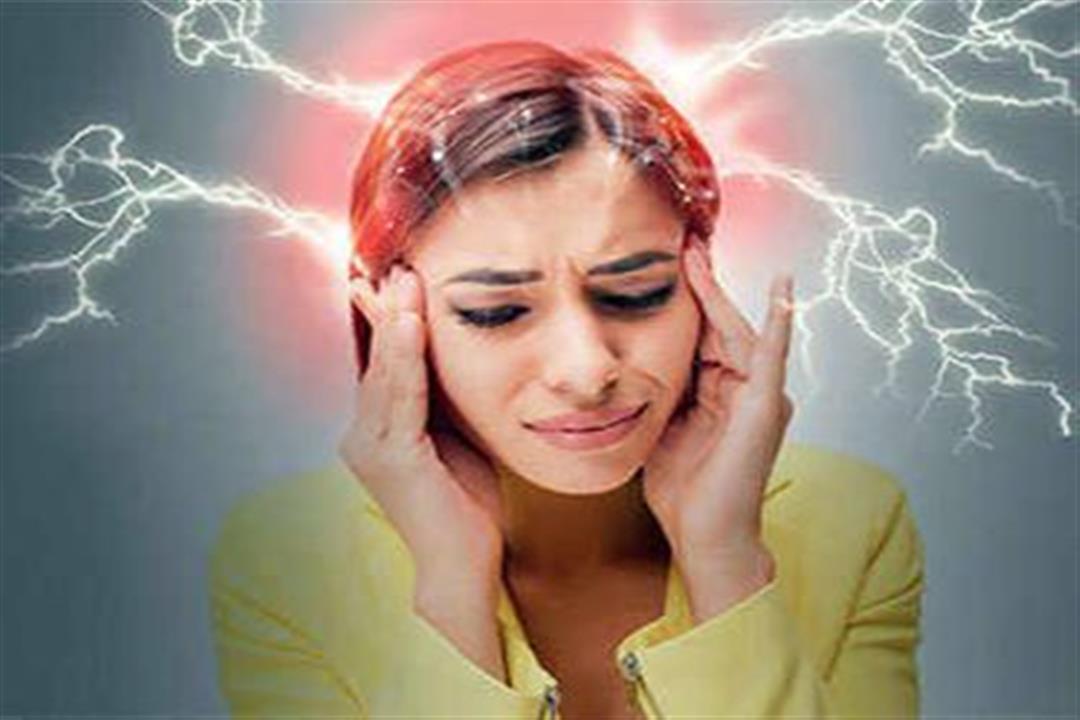كيف يؤثر البرق على نوبات الصداع  النصفي؟