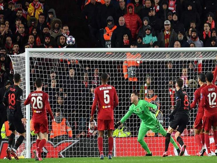 """""""بؤرة ساخنة لكورونا"""".. عالم إنجليزي: مباراة ليفربول وأتلتيكو تسببت في انتشار الفيروس"""