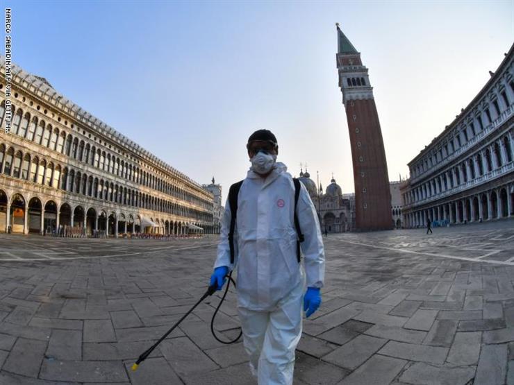 إيطاليا.. 349 وفاة جديدة بفيروس كورونا