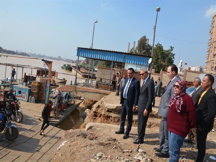 محافظ القليوبية يشكل لجنة لاستلام مراسي حي غرب شبرا الخيمة   مصراوى