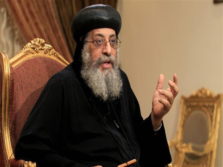 الكنيسة تنعى شهداء بئر العبد وتؤكد دعمها للقوات المسلحة في الحرب ضد الإرهاب
