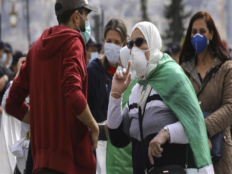 الجزائر تفرض استخدام الكمامات وعقوبات صارمة للمخالفين