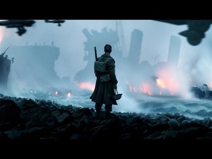 """لعشاق الأفلام الحربية.. يجب ألا يفوتك مشاهدة العرض الأول لـ""""DUNKIRK"""" الليلة"""