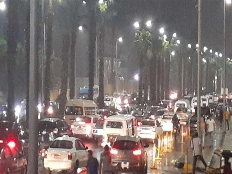 غلق جزئى لشارع الهرم أعلى نفق اللبينى لمدة 3 أيام