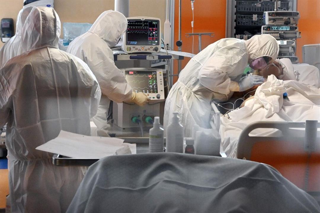 ارتفاع وفيات الأطباء بسبب كورونا في إيطاليا إلى 24