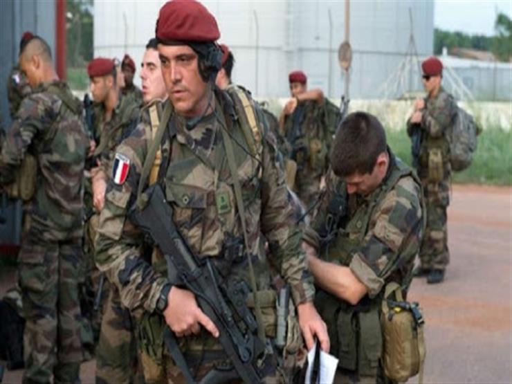 القوات الفرنسية تنسحب من العراق