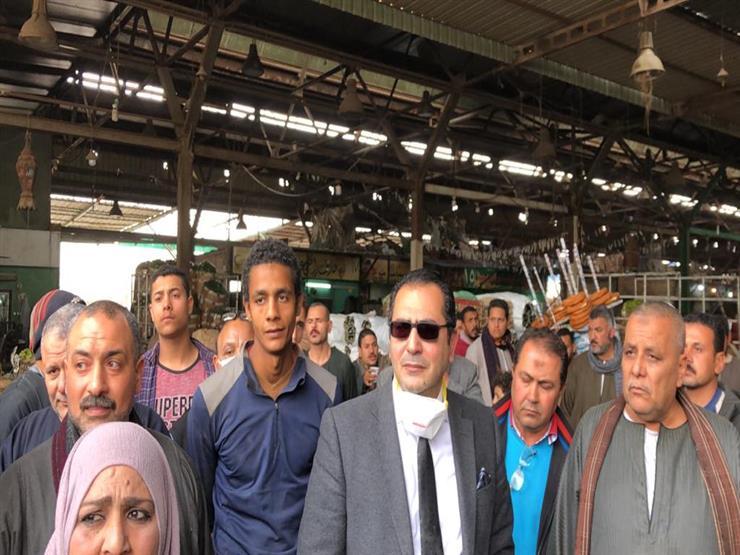 لجميع المديريات.. توجيه جديد من وزير التموين بشأن أسواق الجم   مصراوى