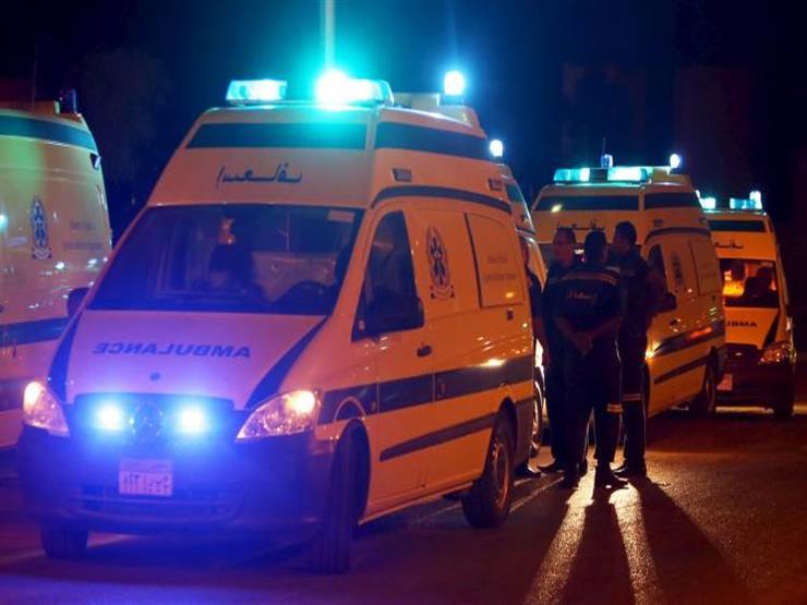 """""""الميكروباصات اتعجنت"""".. رجال الشرطة في تحدي انتشال جثامين ضحايا حادث """"الإقليمي"""""""