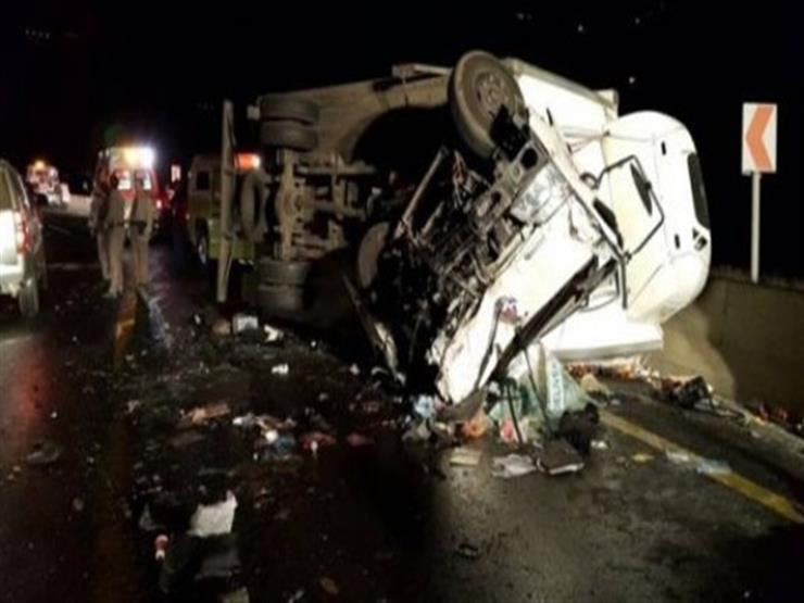 مصدر: ارتفاع ضحايا حادث الطريق الإقليمي لـ16 متوفيا و15 مصابا (محدث)