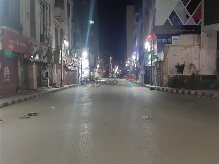 في ثاني أيام الحظر.. شوارع دار السلام خاوية من المواطنين فيديو