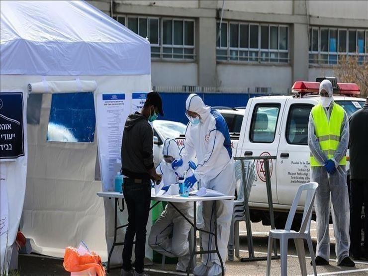 دولة الاحتلال.. ارتفاع عدد المصابين بكورونا إلى 2693