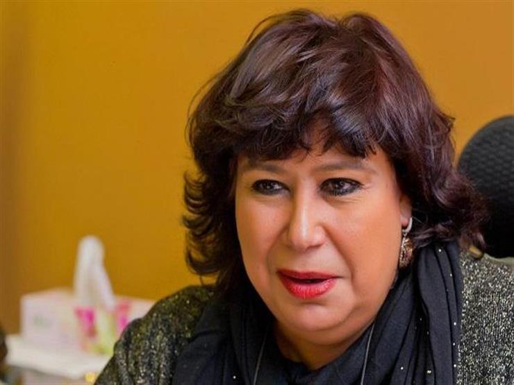 وزيرة الثقافة: نسعى لتطوير الحركة المسرحية وتأصيل دورها لبناء الشخصية المصرية