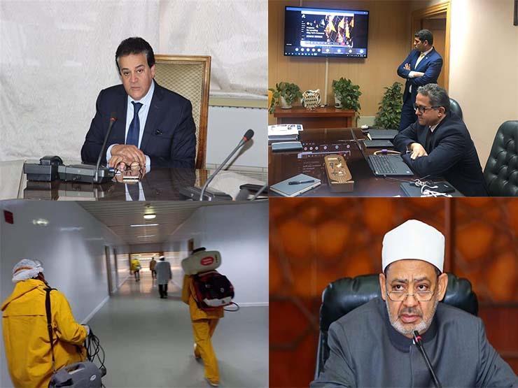 حدث في 8 ساعات| قرار جديد بشأن العائدين من العمرة.. وموقف المصريين بالخارج