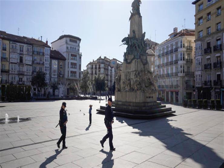 تشديد قواعد حظر التجول في اسبانيا بسبب فيروس كورونا