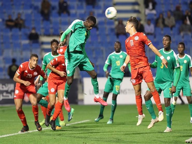 """السنغال بطل """"كأس العرب"""" للشباب بعد التغلب على تونس"""