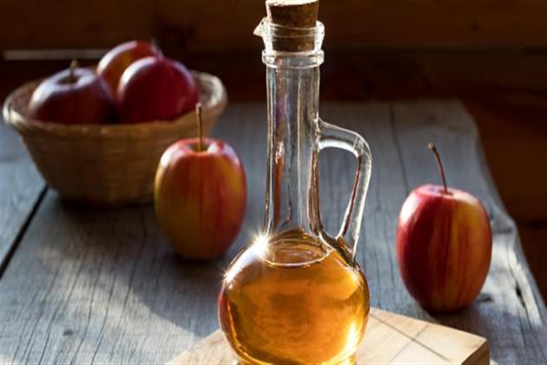 خل التفاح يقي من ارتفاع السكر في الدم بشكل مفاجئ