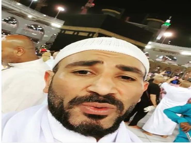 أحمد سعد: أنا آخر من خرج من الحرم وكنت ببكي