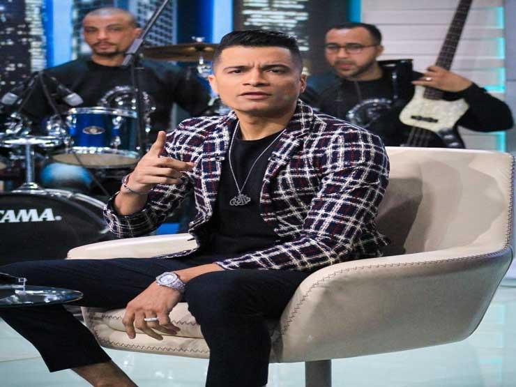 """هل خالف """"شاكوش"""" قرار منعه من الغناء بعد تقديمه دويتو مع أحمد سعد؟"""