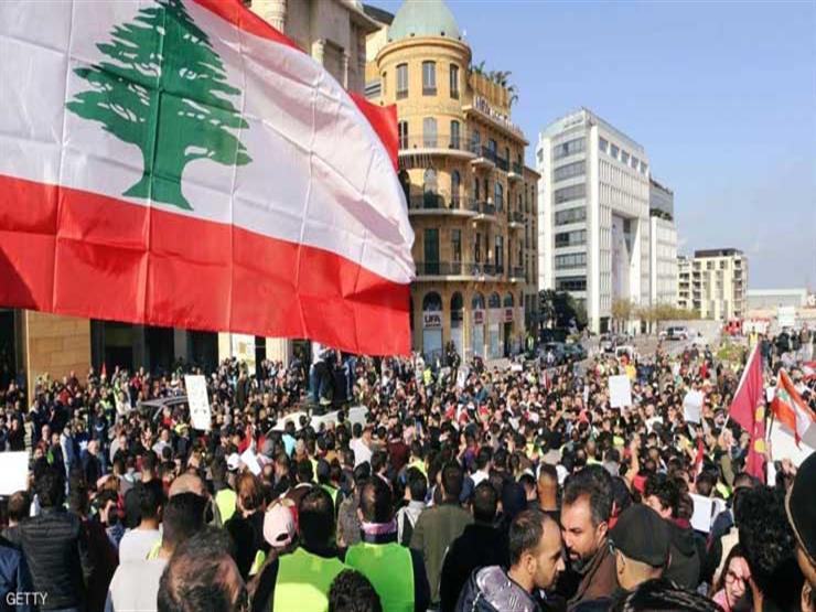لبنان.. مظاهرات عنيفة في محيط البرلمان والجيش يدعو إلى التهدئة