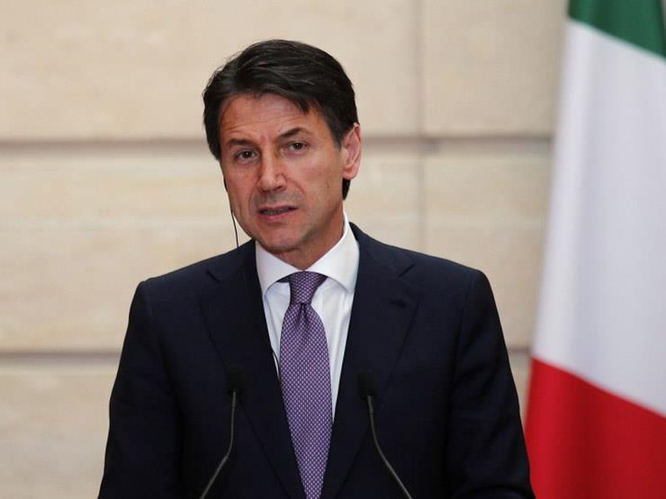 رئيس الوزراء الإيطالي يرحب باتفاق وقف إطلاق النار في ليبيا